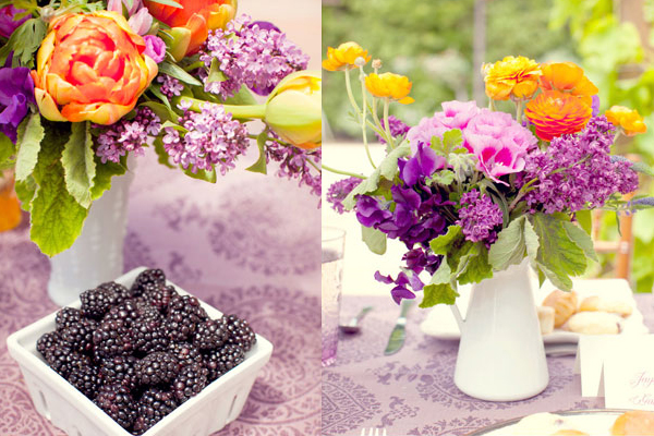 Berry-and-Tangerine-Wedding-Florals