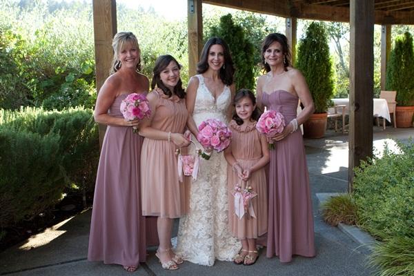 Blush-and-Mauve-Bridesmaids-Dresses - Elizabeth Anne Designs: The ...