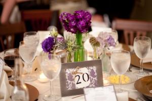 Classic-Purple-Wedding-Centerpiece