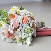 Coral-White-Wedding-Bouquet