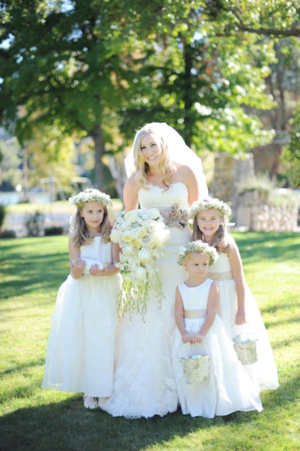 9a0ae954aca Flower-Girl-Floral-Crowns - Elizabeth Anne Designs  The Wedding Blog
