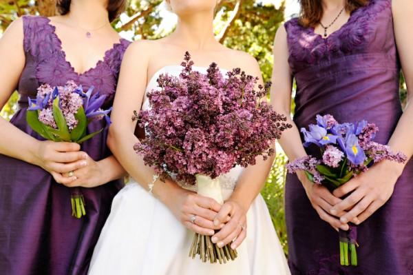 Lilac-Iris-Wedding-Bouquets