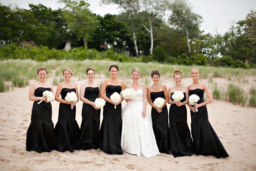 Long-Black-Bridesmaids-Dresses