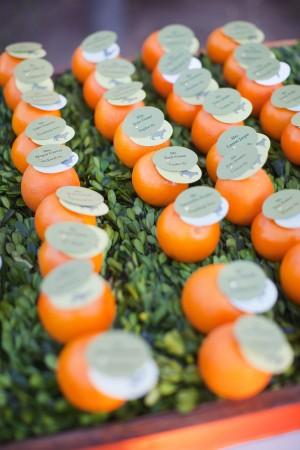Orange-Tangerine-Wedding-Escort-Cards