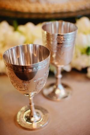 Ornate-Silver-Wedding-Goblets