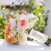 Peach-and-Tangerine-Wedding-Bouquet