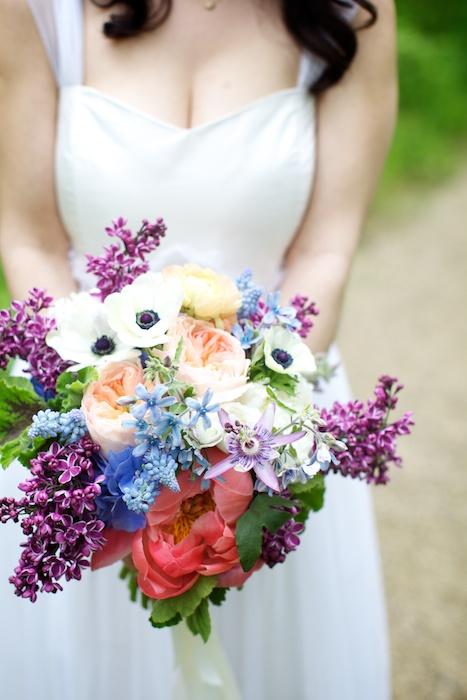 Purple-Blue-Pink-Garden-Bouquet