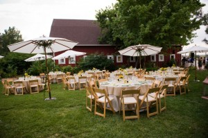 Rustic-Farm-Outdoor-Wedding-Reception