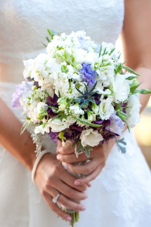 Stock-Sweet-Pea-and-Dusty-Miller-Bouquet