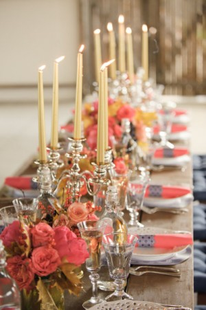 Taper-Candle-Centerpiece