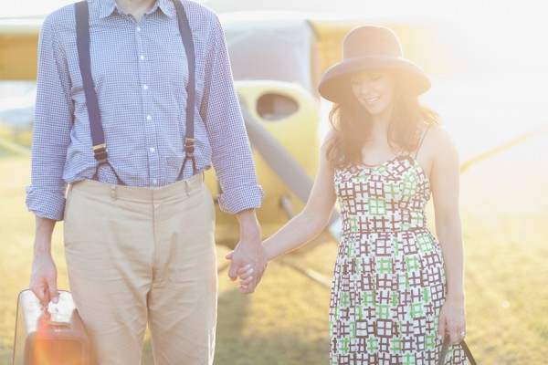 Vintage-Airplane-Engagement-Session-10