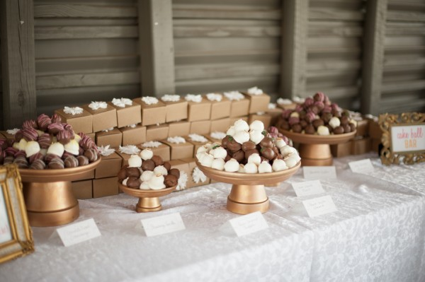 Wedding-Dessert-Bar - Elizabeth Anne Designs: The Wedding Blog