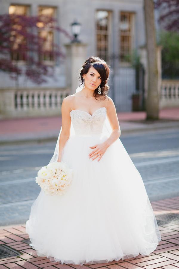 Bridal Portrait Amanda K Photography 5