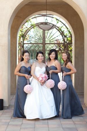 Bridesmaids Pomanders