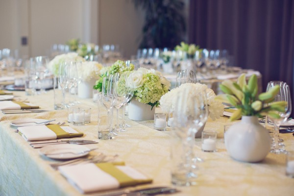 Classic Banquet Wedding Table