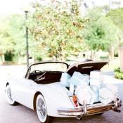 Classic-Wedding-Car