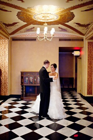 Colorful and Elegant Detroit Wedding by JenLynne Photography 2