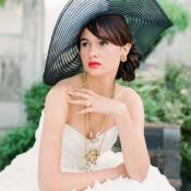 Derby Hat Wedding Inspiration