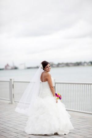 Detroit Wedding Portrait
