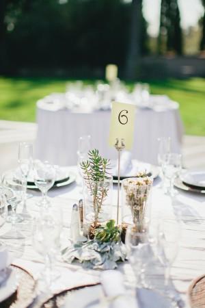 Elegant Coral California Wedding by Connie Lyu 11