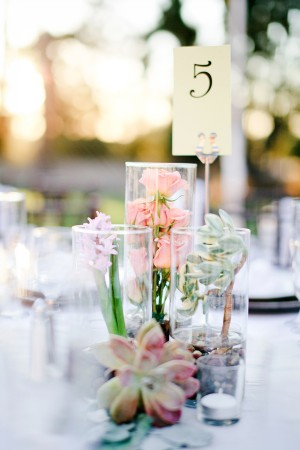 Elegant Coral California Wedding by Connie Lyu 8