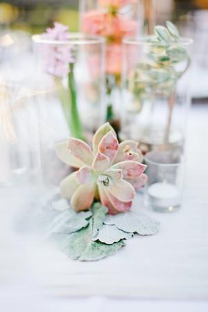Elegant Coral California Wedding by Connie Lyu 9