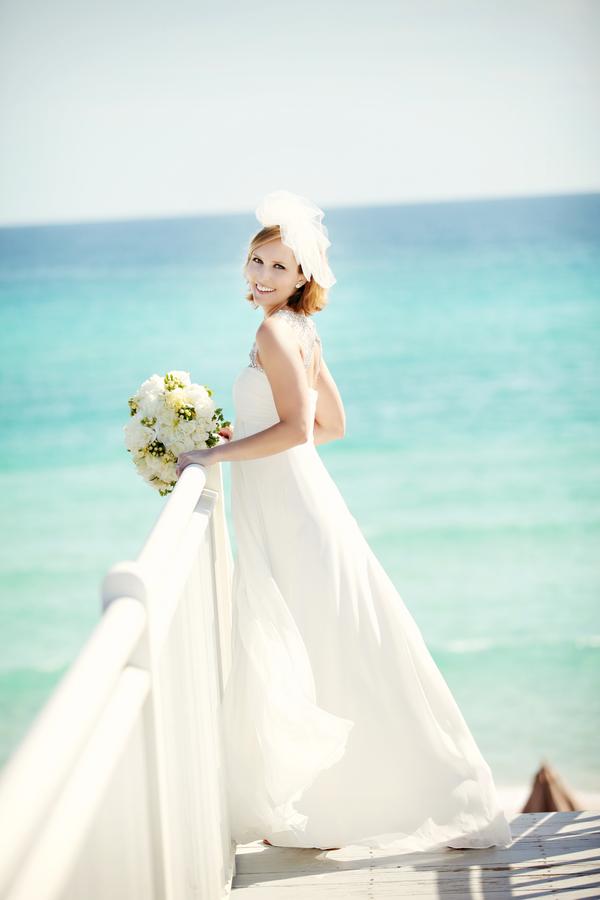 Panama City Wedding At Watersound Beach Club From Whitebox