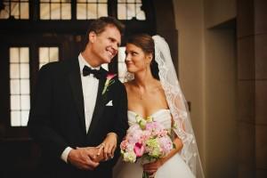 Elegant Nashville Military Wedding by Kristyn Hogan 5
