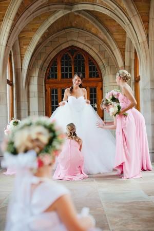 Elegant Nashville Military Wedding by Kristyn Hogan 6