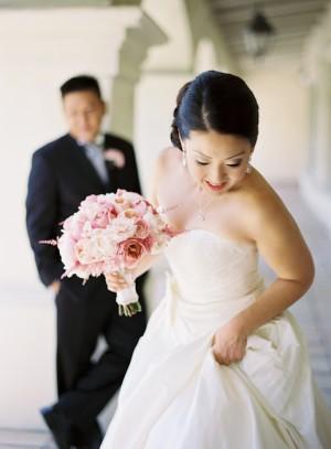 Elegant Vera Wang Gown