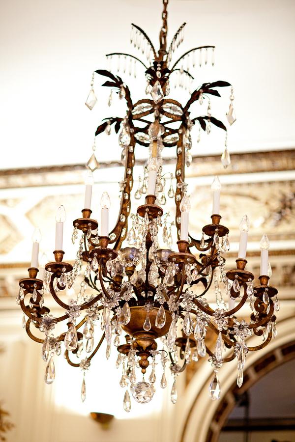 Elegant Wedding Chandelier