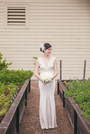Glamorous Wedding Dress 5