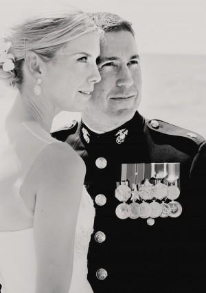 Groom Military Wedding
