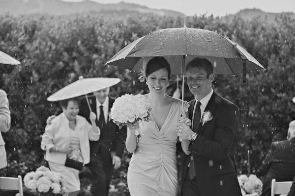 Intimate Vineyard Wedding 9