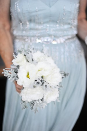 Lisianthus-Dusty-Miller-Bouquet