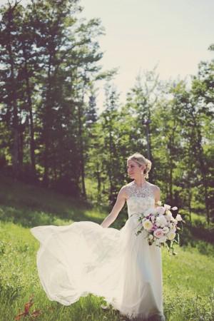 Michigan Mountain Wedding