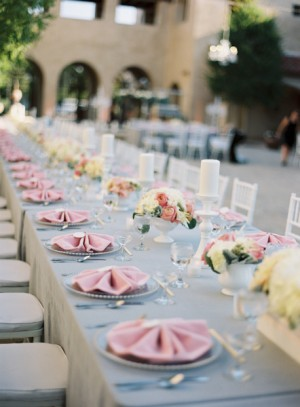 Outdoor Wedding Reception1