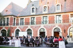 Outdoor Wedding Reception2
