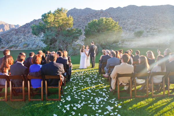Intimate palm desert wedding from max and poppy photography palm springs wedding 1 junglespirit Gallery