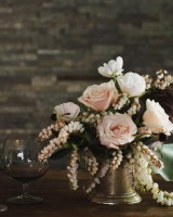 Pieris-and-Rose-Wedding-Flowers