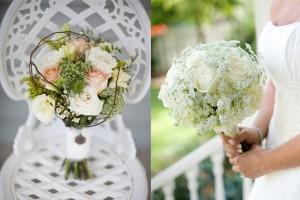 Queen Annes Lace Bridal Bouquets