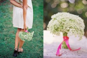 Queen Annes Lace Wedding Bouquet