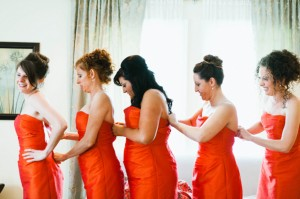 Red-Bridesmaids-Dresses
