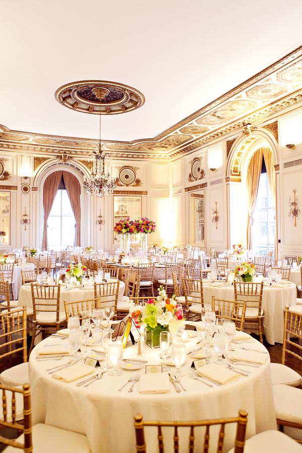 Romantic elegant classy wedding reception elizabeth anne for Romantic wedding reception ideas