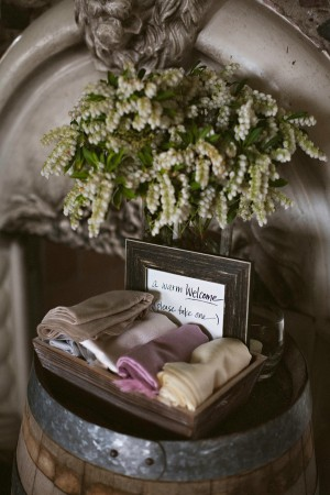 Scarf Wedding Favors