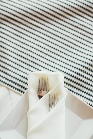 Ticking-Stripe-Wedding-Table-Runner