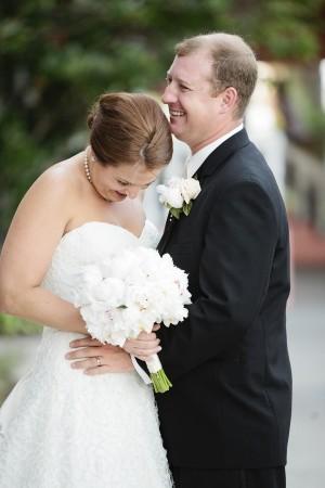 Traditional White Wedding 10