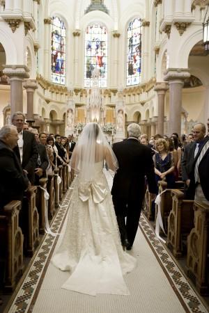 Traditional White Wedding 3