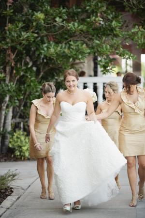 Traditional White Wedding 6
