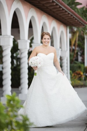 Traditional White Wedding 8